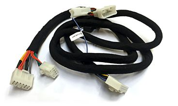 N-A480DSP-ISO7 A5xxDSP P&P Kabel für Toyota